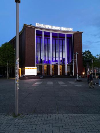Beleuchtung Für Huntington 2021 Bochum Schauspielhaus 1