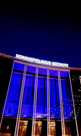 Beleuchtung Für Huntington 2021 Bochum Schauspielhaus 2