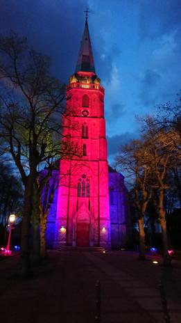 Beleuchtung Für Huntington 2021 Aachen-Brand St. Donatus 05