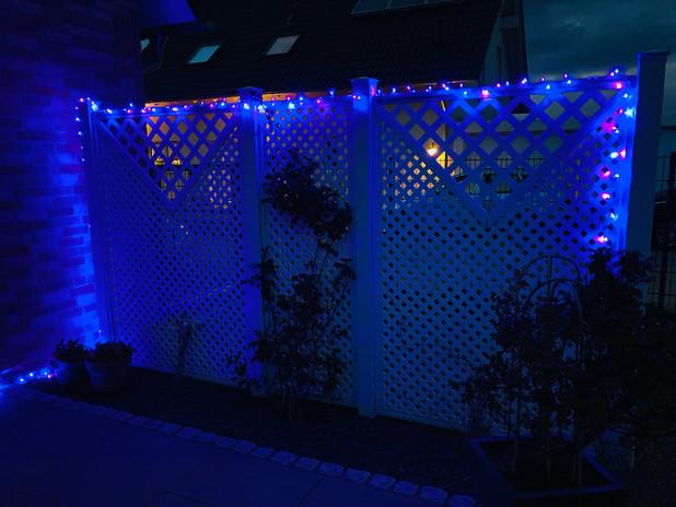 Beleuchtung Für Huntington 2021 Erftstadt privat