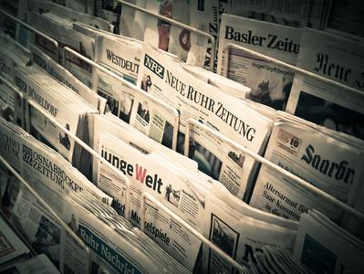 Presse: Beleuchtung für Huntington in den Medien
