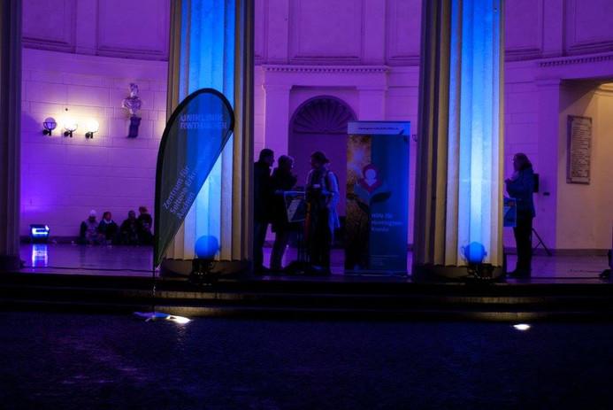 Beleuchtung Für Huntington 2017 Aachen Elisenbrunnen