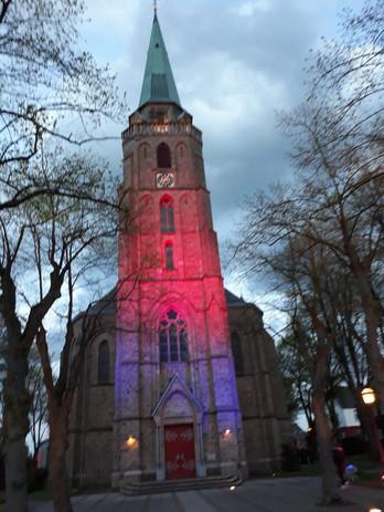 Beleuchtung Für Huntington 2021 Aachen-Brand St. Donatus 02