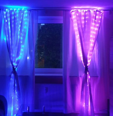 Beleuchtung Für Huntington 2021 Berlin privat