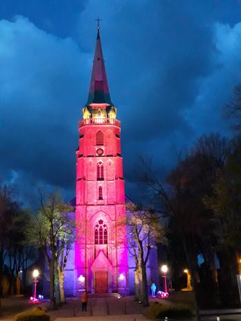 Beleuchtung Für Huntington 2021 Aachen-Brand St. Donatus 06