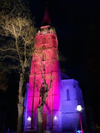 Beleuchtung Für Huntington 2021 Aachen-Brand St. Donatus 09
