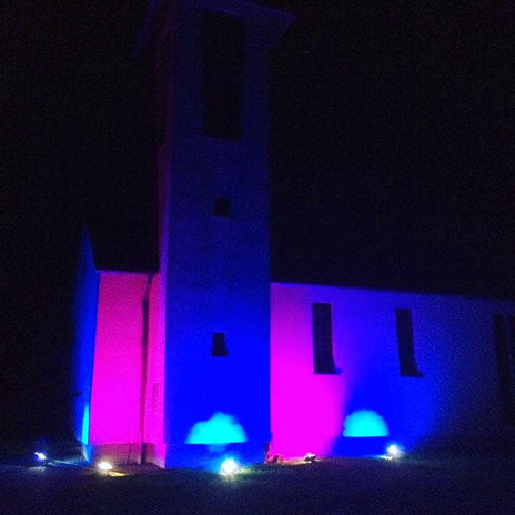 Beleuchtung Für Huntington 2019 Schwalmtal Hergersdorf Kirche