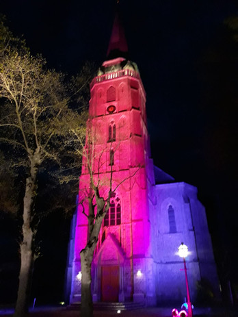 Beleuchtung Für Huntington 2021 Aachen-Brand St. Donatus 10