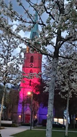 Beleuchtung Für Huntington 2021 Aachen-Brand St. Donatus 03
