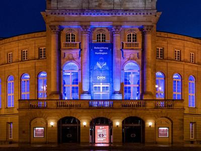 Atemberaubende Bilder vom Opernhaus Chemnitz