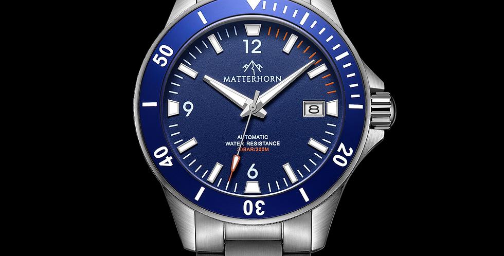DiveMaster 300 - Ocean Blue