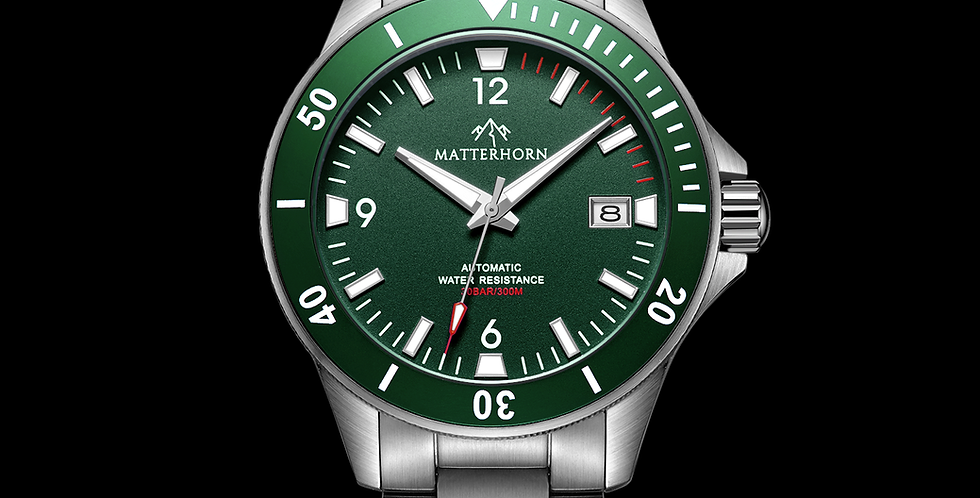 DiveMaster 300 -  Forest Green