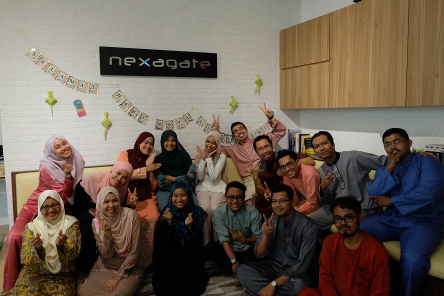 Nexagate 2017 Raya Celebration!