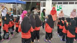 Nexagate CSR at Rumah Safiyyah