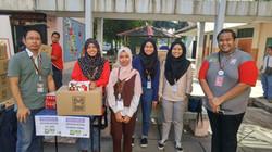 CSR at SK Puchong Utama