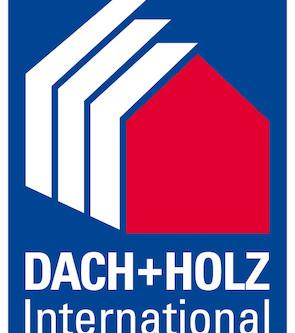 Messe Dach & Holz. Besuchen Sie uns in Halle 8 Stand 514A