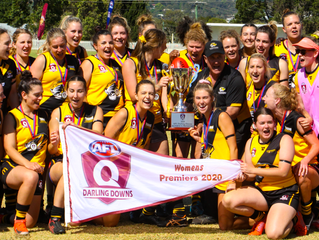 Womens Team take it to SIX in a row