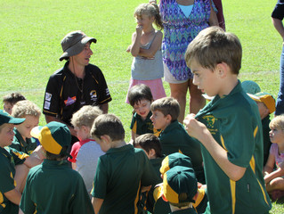 Under 6s and 8s - Mid Season Update