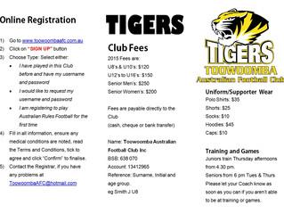 Registration Help Guide