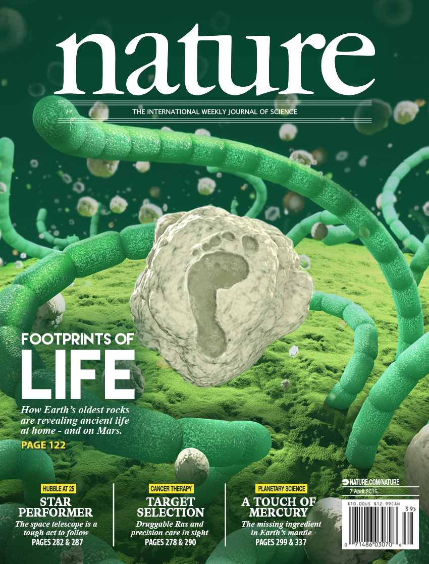 Mock Cover: Nature