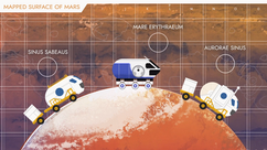 Project Mars Competition - ARES_ Arrivin