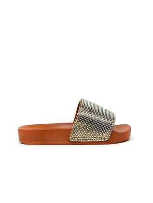 Diamante Slider Bronze