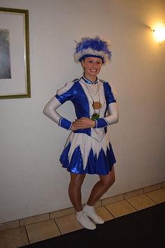 Tanzmariechen Friea Höft