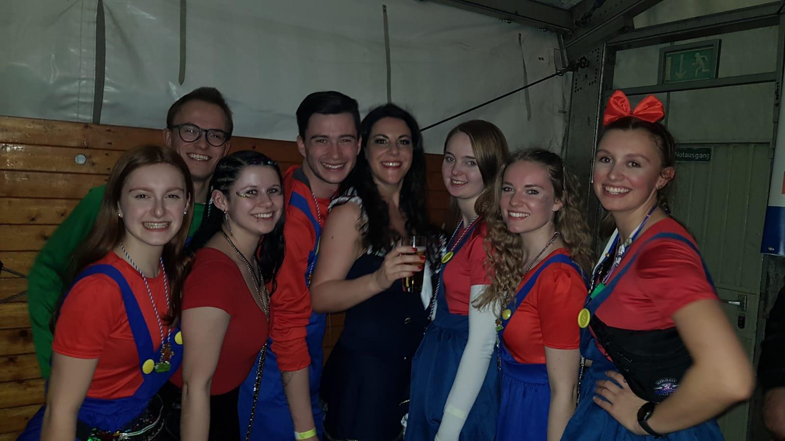 Warendorfer Karnevalsnacht