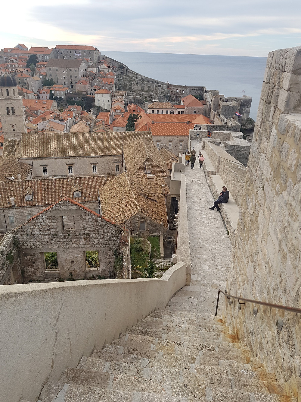City Wall, Dubrovnik
