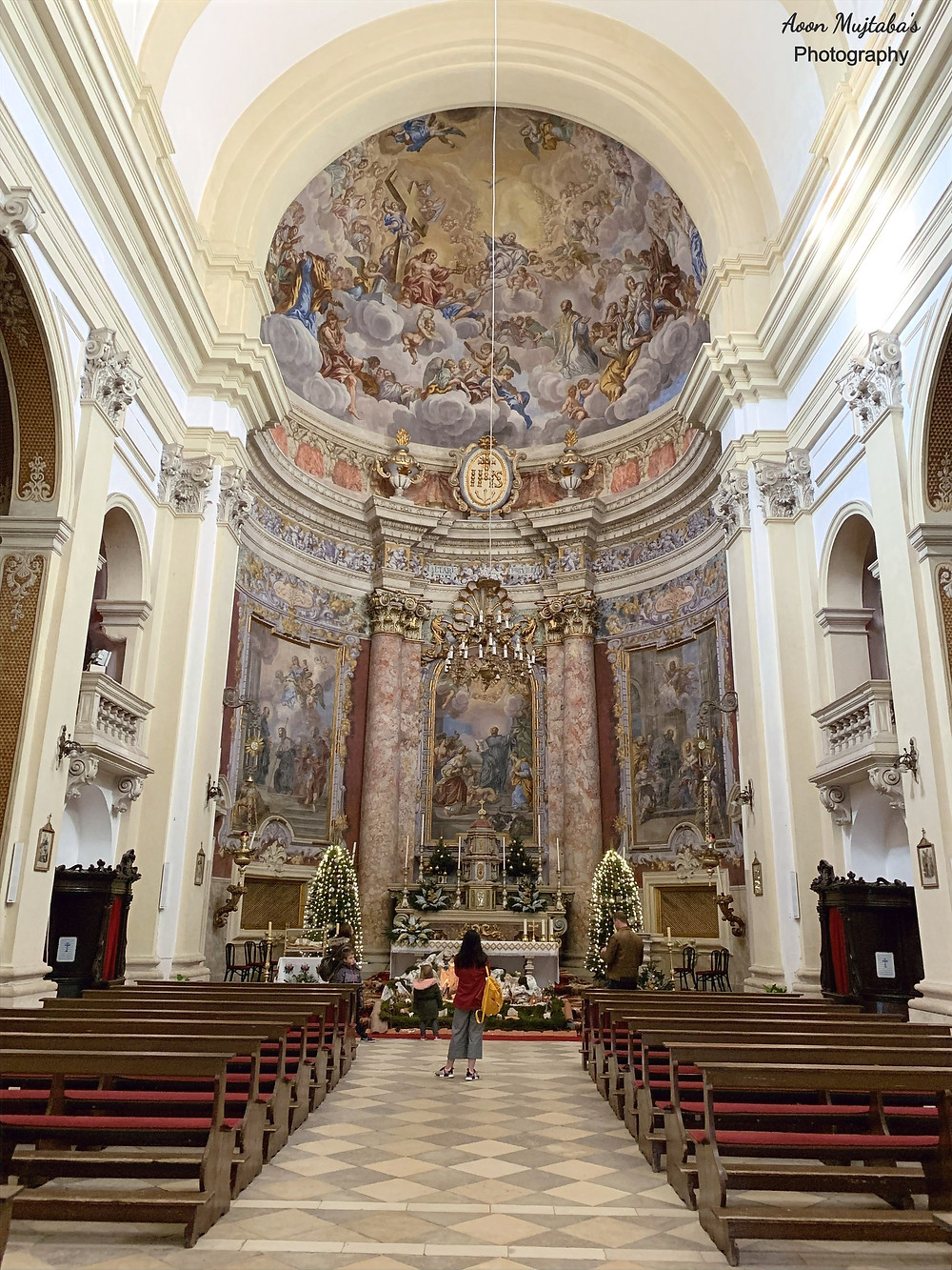 Franciscan Monastery in Dubrovnik, Croatia