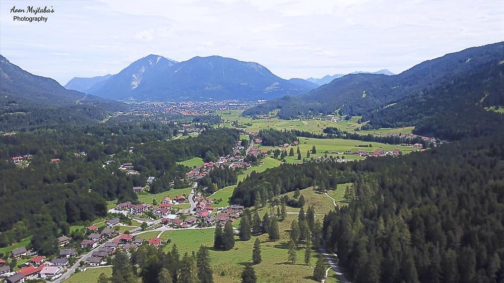 Grainau, Garmisch Partenkirchen in Germany