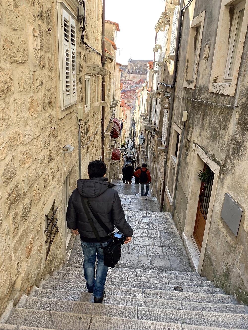 Upper Part, Dubrovnik Old Town