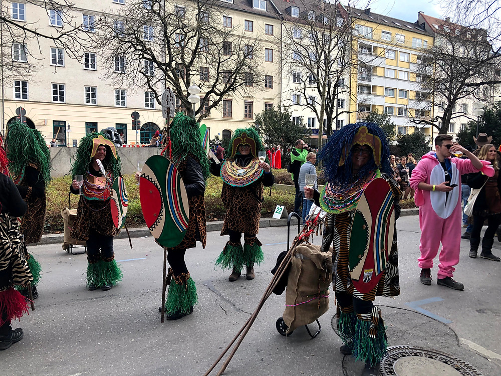 Fasching in Munich