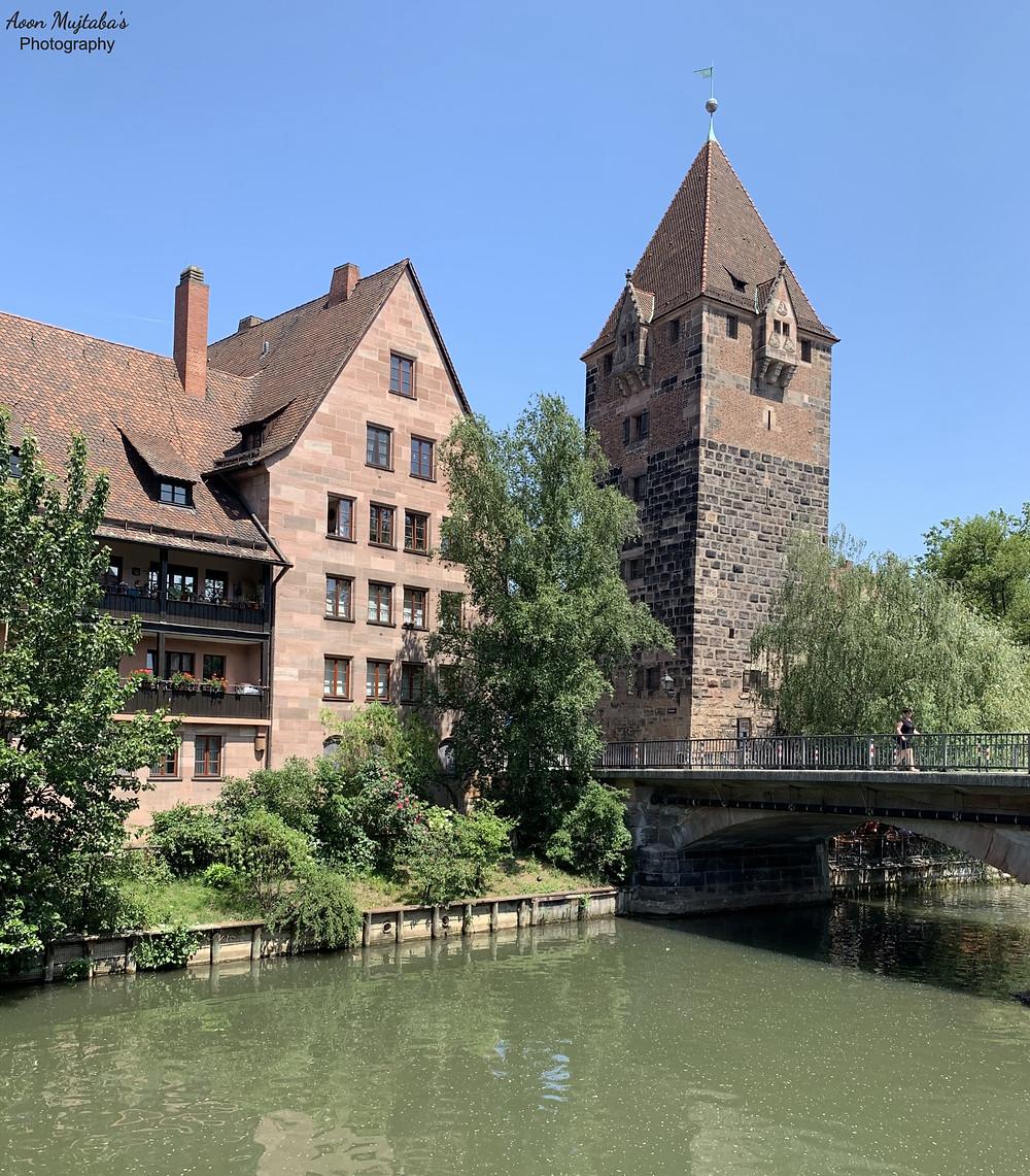 Pegnitz River, Nuremburg