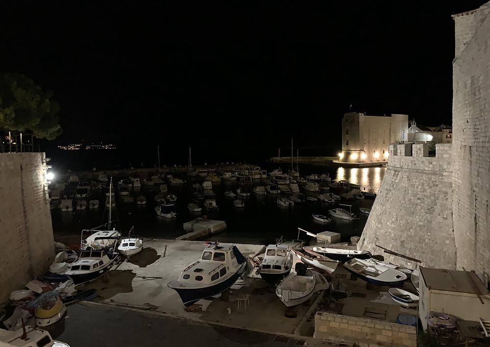Old Port, Dubrovnik Old Town