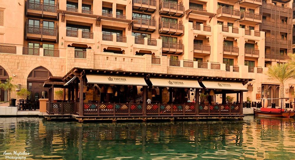 Restaurants in Madinat Jumeirah, Dubai