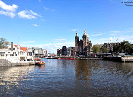 10 Things to do in Amsterdam, Amsterdam Travel Blog