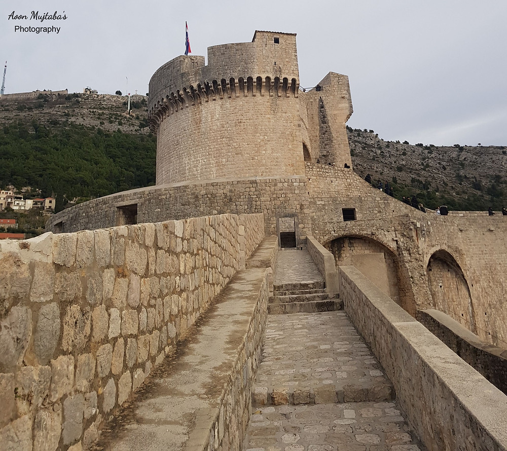 Minceta tower, Dubrovnik City wall