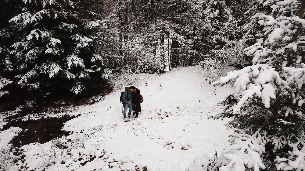 Winter Wonderland in Garmisch Partenkirchen