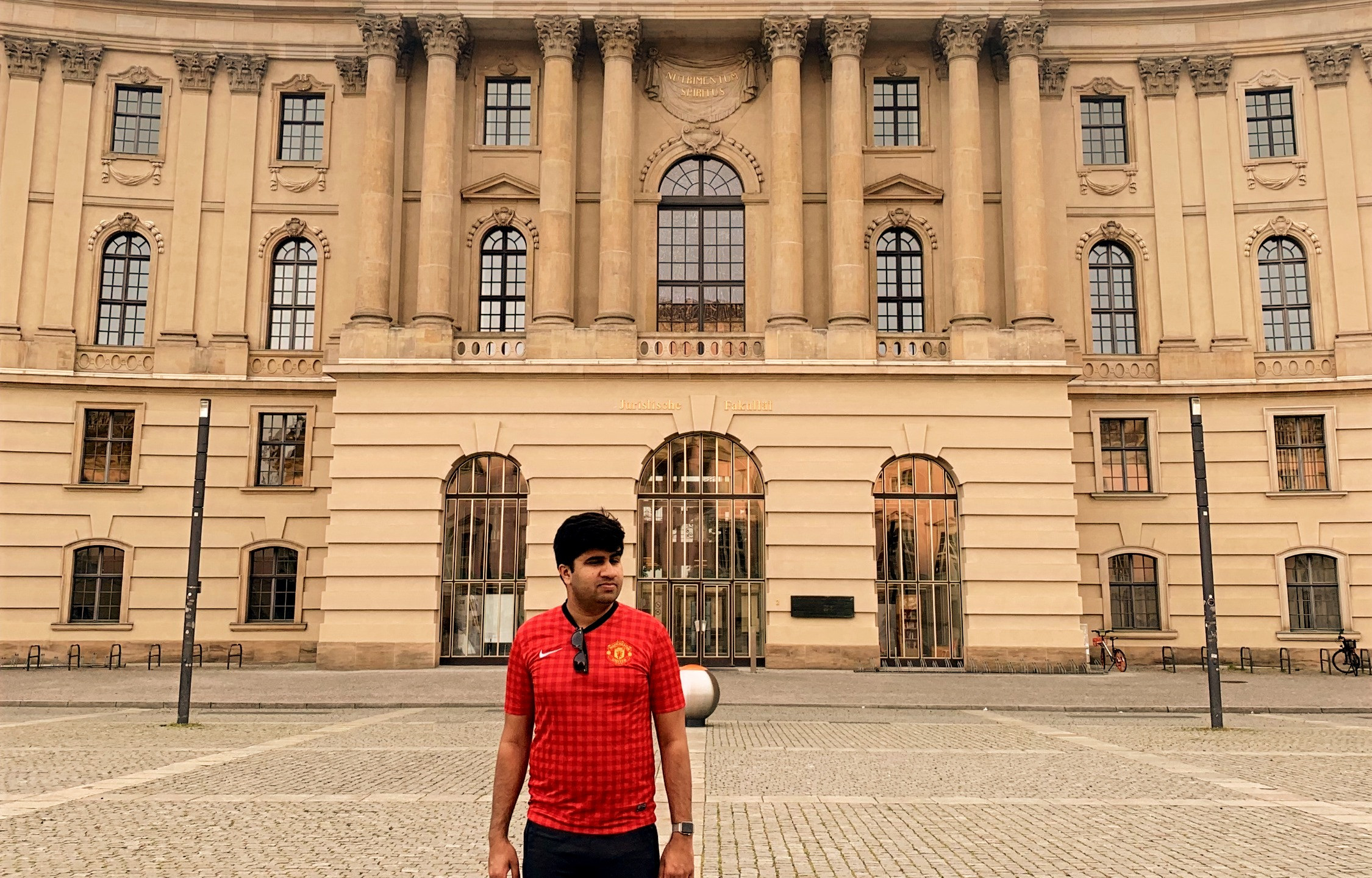 At Humboldt University