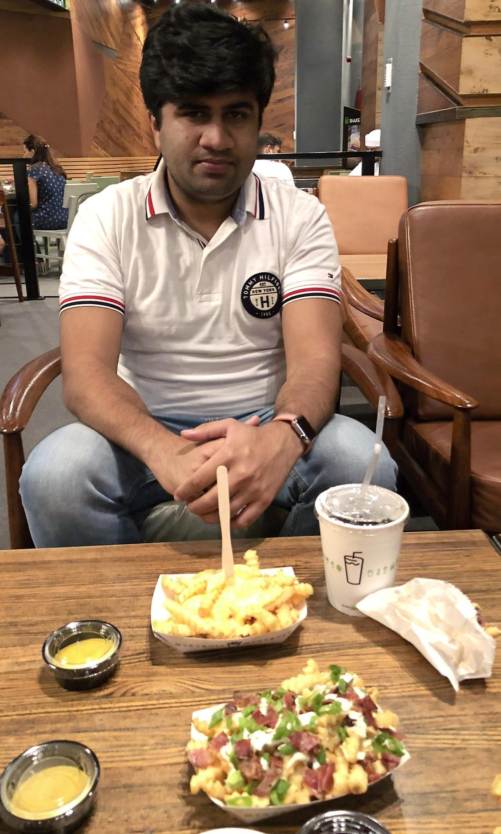 Shake Shack, Dubai