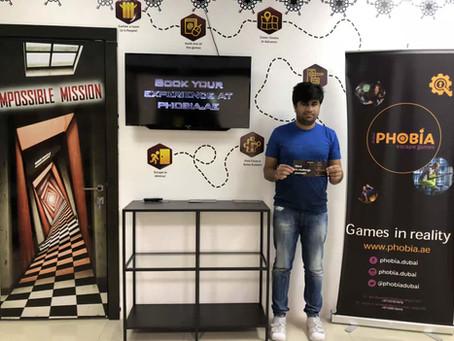 Phobia Dubai, The Escape Room Game in Dubai | Things to do in Dubai