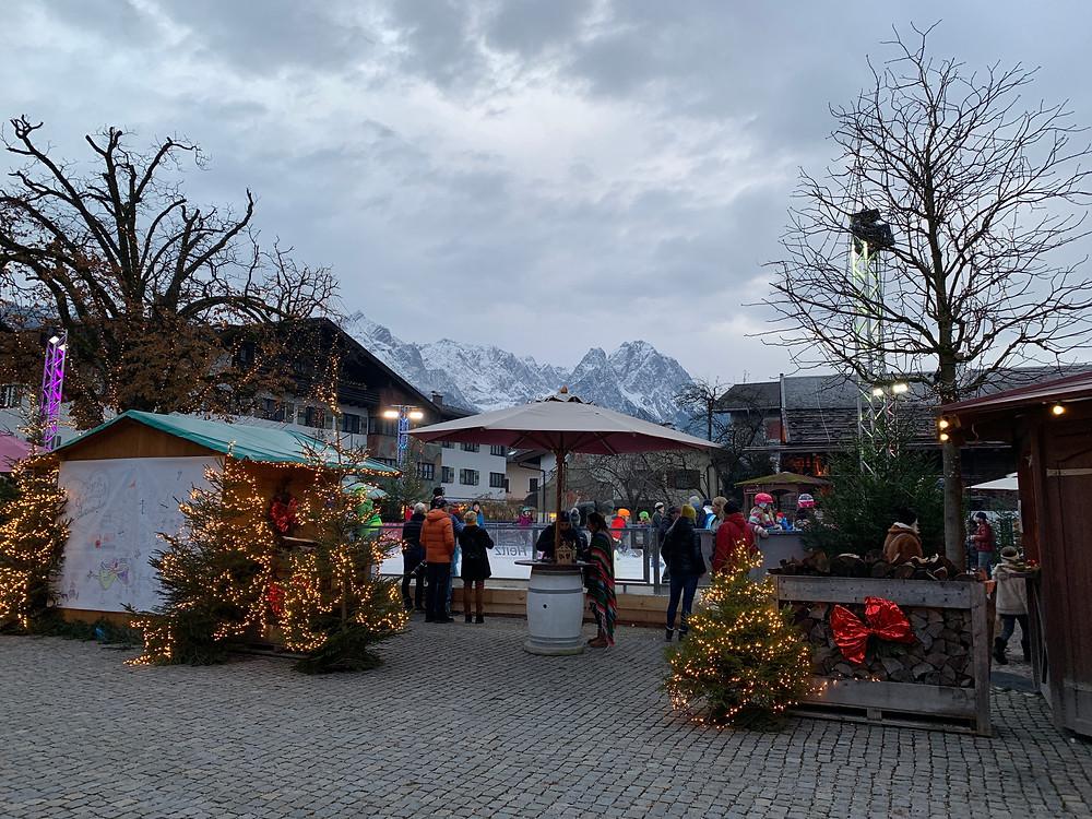 Christmas Market in Garmisch Partenkirchen