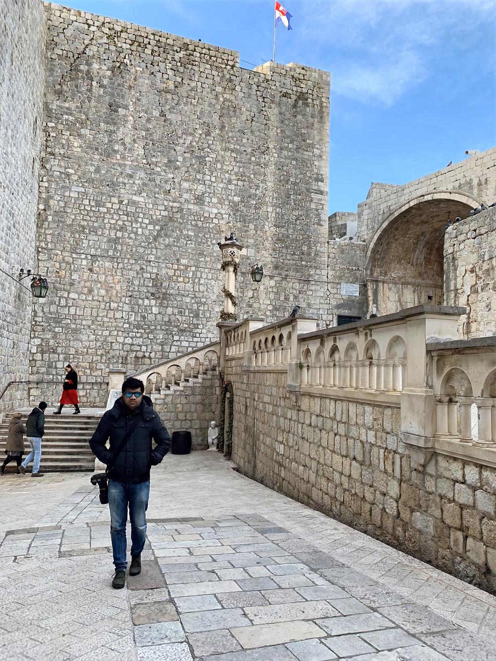 Main Entrance of Dubrovnik