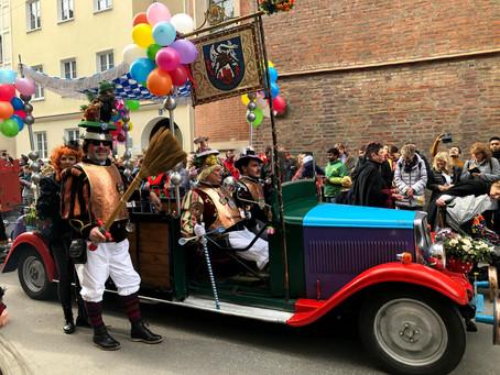 Carnival in Munich - Fasching Parade in Munich 2020 | Visit Munich | Germany Travel Blog
