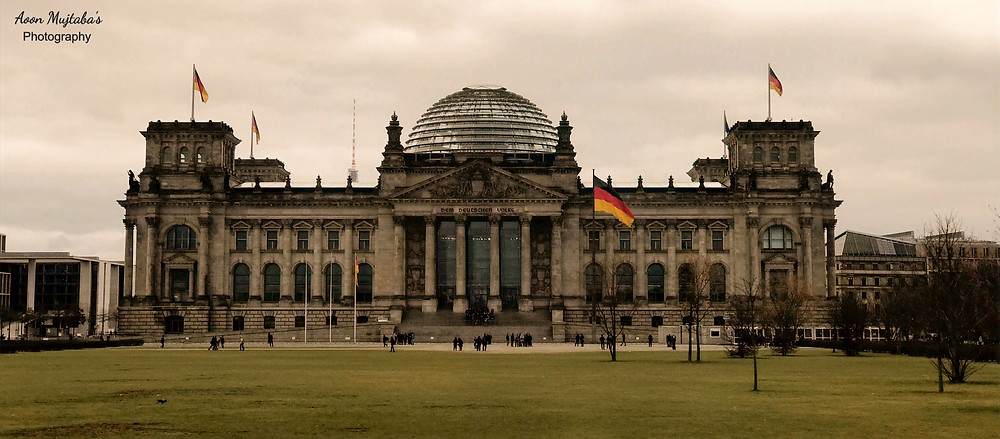 German Parliament House