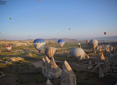 Hot Air Balloon Ride in Cappadocia, Turkey | Turkey Travel Blog