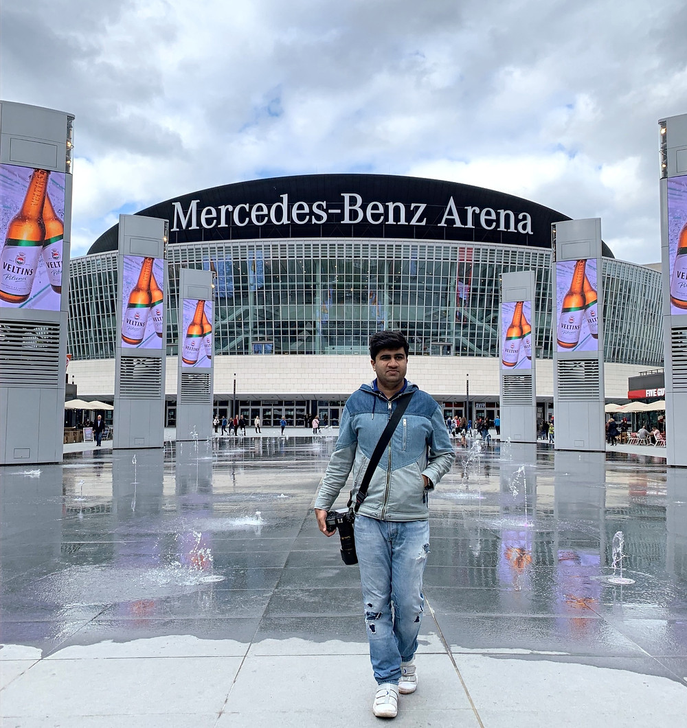 Mercedes-Benz Arena, Berlin