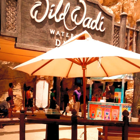 Wild Wadi in Dubai - Best Water Park in Dubai | Things to do in Dubai, UAE