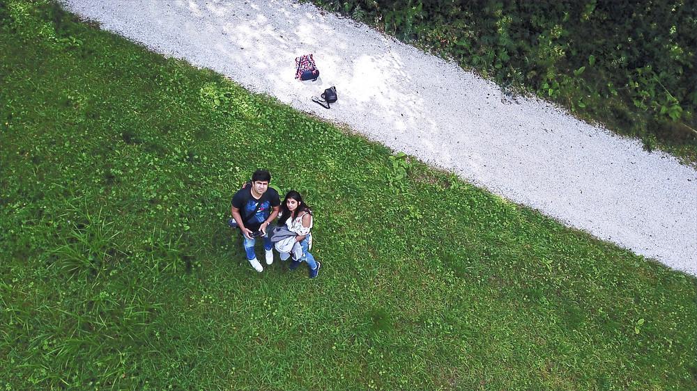 Grainau in Garmisch Partenkirchen, Bavaria, Germany
